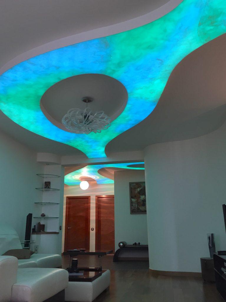 Дизайн подсветка
