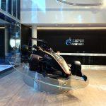 Выставочный подиум для автомобиля